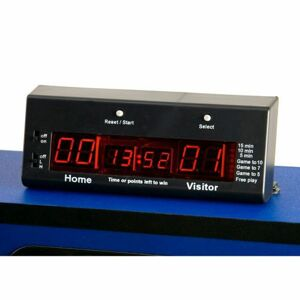 Tuin Elektronické počítadlo pro fotbálky 21 cm x 7,4 cm x 5,5 cm