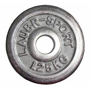 CorbySport 4754 Kotouč náhradní 1,25 kg - 30 mm