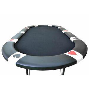 Garthen BLACK EDITION 31187 Pokerový stůl pro 10 lidí