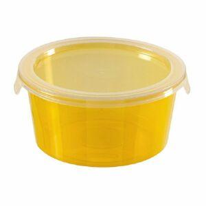 CURVER DECO CHEF 32221 dóza 0,5 L - oranžová