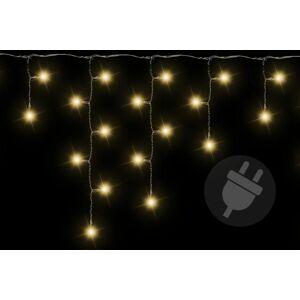Nexos 1159 Vánoční světelný déšť 144 LED teple bílá - 5 m