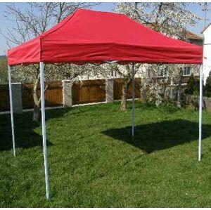Tradgard CLASSIC 40969 Zahradní párty stan nůžkový - 3 x 2 m červený