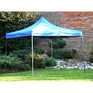 Tradgard DELUXE 41040 Zahradní párty stan nůžkový - 3 x 3 m modrá