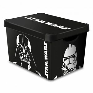 Curver úloždý box DECO - L - STAR WARS (04711-S49)