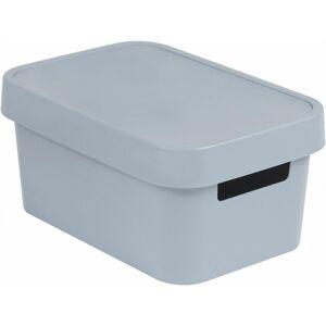 CURVER Úložný box INFINITY 4,5L - šedý R41565