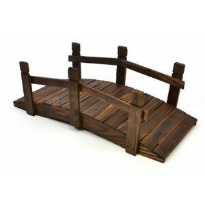Garthen 607 Dřevěný můstek 70 x 32 x 25 cm