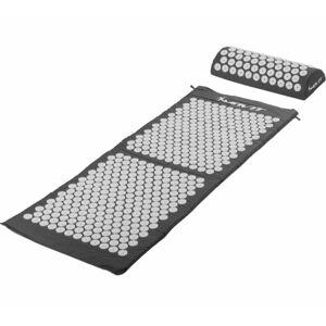 Movit Akupresurní podložka s polštářem šedá 130 x 50 cm