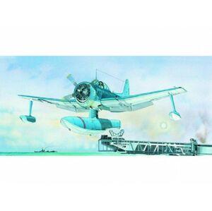 Směr plastikový model letadla ke slepení Curtiss SC 1 Seahawk slepovací stavebnice letadlo 1:72
