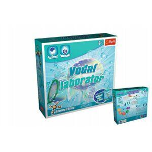 Science you Vodní laboratoř vědecká hra 23 pokusů v krabici 23x22x6cm