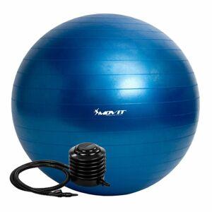 MOVIT 54097 Gymnastický míč s pumpou - 85 cm - modrý