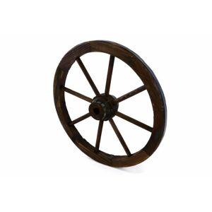 Garthen 238 Dřevěné kolo 50 cm - stylová rustikální dekorace