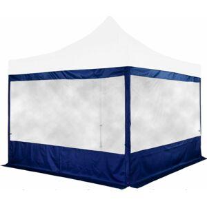 INSTENT PRO 58605 Sada 2 bočních stěn na stany 3 x 3 m - modrá