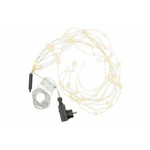 Nexos 57375 Vánoční dekorativní osvětlení – drátky - 100 LED teple bílé