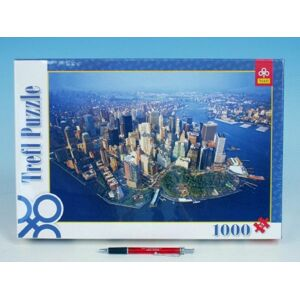 Trefl Puzzle New York 1000 dílků v krabici