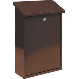 Vorel Poštovní schránka - hnědá