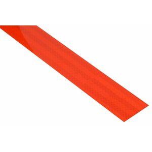 Compass Samolepící páska reflexní - 1 m x 5 cm, červená