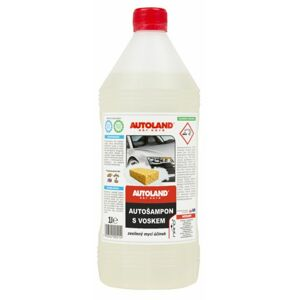 Autošampon s voskem - 1 L