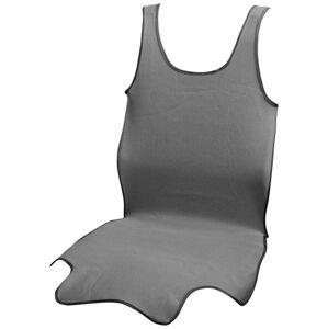 Potah sedadla přední TRIKO SOFT - šedý