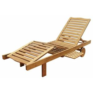 TRADGARD 69957 zahradní dřevěné lehátko LEILA 69957