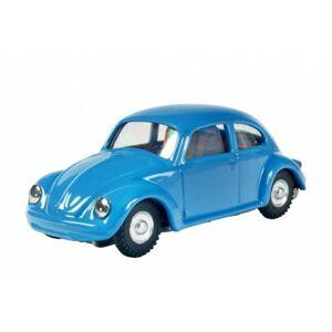 Auto VW brouk na klíček kov 11cm modré