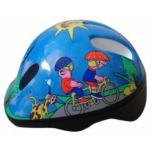 Brother 6277 Dětská cyklistická helma - VEL. S (48-52cm)