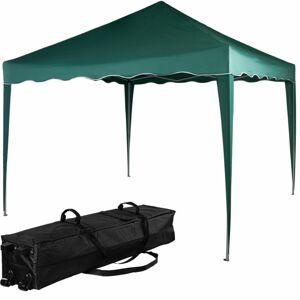 INSTENT BASIC zahradní párty stan - 3x3 m, zelený