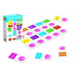Hra školou® Hravé zlomky naučná hra v krabici 25 x 16 x 5 cm