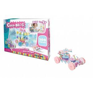 Stavebnice Colo Bloc 300 ks - dívčí plast v krabici