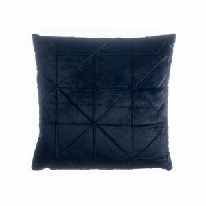 Povlak na polštář Amy, 45 x 45 cm, černá
