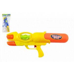 Vodní pistole plast 50 cm 2 barvy v sáčku
