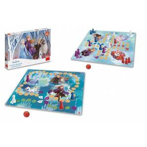 Člověče, nezlob se a Magický les, Ledové království, hra 2v1