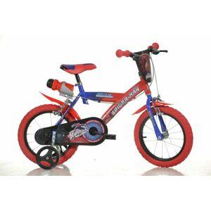 """Dino - SPIDERMAN Dětské kolo """"14"""""""