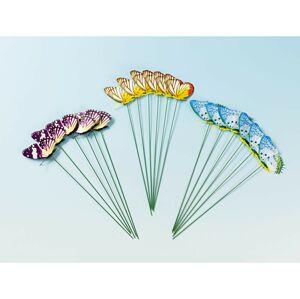 Magnet 3Pagen 18 světélkujících motýlků