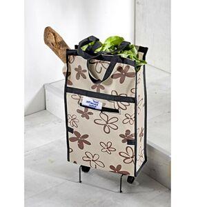 Magnet 3Pagen Skládací nákupní vozík s kolečky