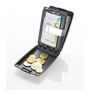 Magnet 3Pagen Peněženka na peníze / karty stříbrná