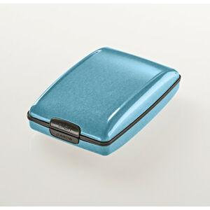 Magnet 3Pagen Peněženka na peníze / karty petrolejová