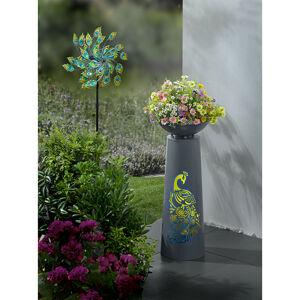 """Magnet 3Pagen LED stojan na květiny """"Páv"""""""