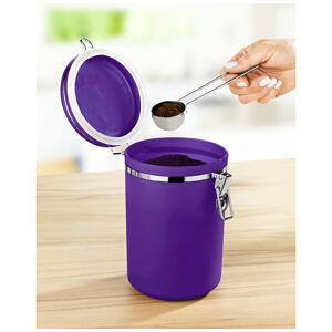 Magnet 3Pagen Dóza na kávu fialová