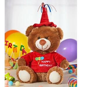"""Magnet 3Pagen Hudební medvídek """"Happy Birthday"""""""