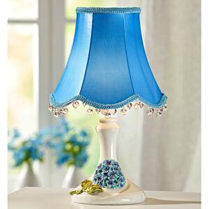 Magnet 3Pagen LED stolní lampa modrá/bílá