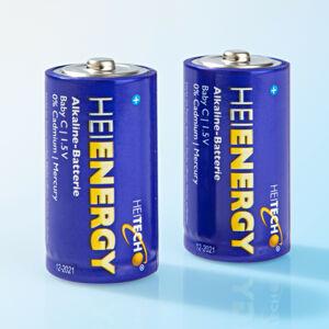 Magnet 3Pagen 2 baby baterie LR 14, 1,5 V