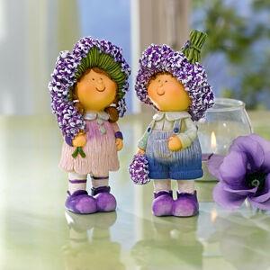 Magnet 3Pagen 1 květinové dítě + 1 květinové dítě