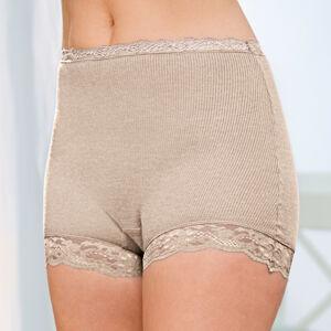 Magnet 3Pagen Vysoké kalhotky s nohavičkami, tělová 36/38