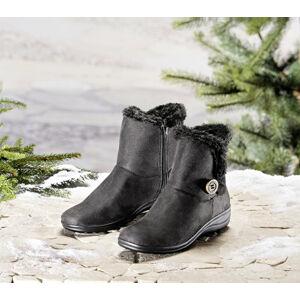 """Magnet 3Pagen Zimní boty """"Lýdie"""", černá 40"""
