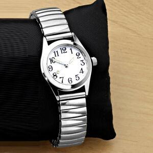 Magnet 3Pagen Náramkové hodinky stříbrná pr. 2,8cm