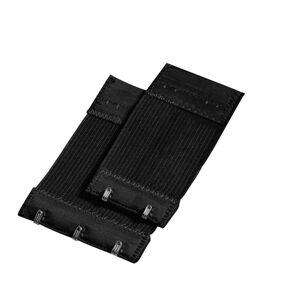 Magnet 3Pagen Nástavce k podprsence,4 ks černá