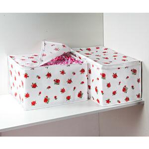 """Magnet 3Pagen 2 úložné boxy """"Růže"""""""
