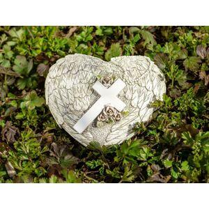 Magnet 3Pagen Srdce s křížem