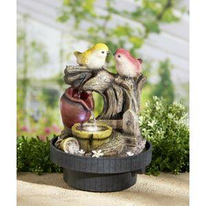 """Magnet 3Pagen Stolní fontána """"Ptáčci"""""""