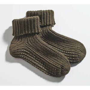Magnet 3Pagen 1 pár termo ponožek hnědá 1 pár